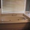 Jacuzzi tub in master bath!!!